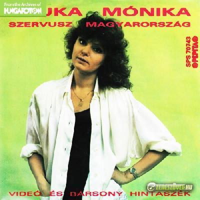 Csuka Mónika Szervusz Magyarország