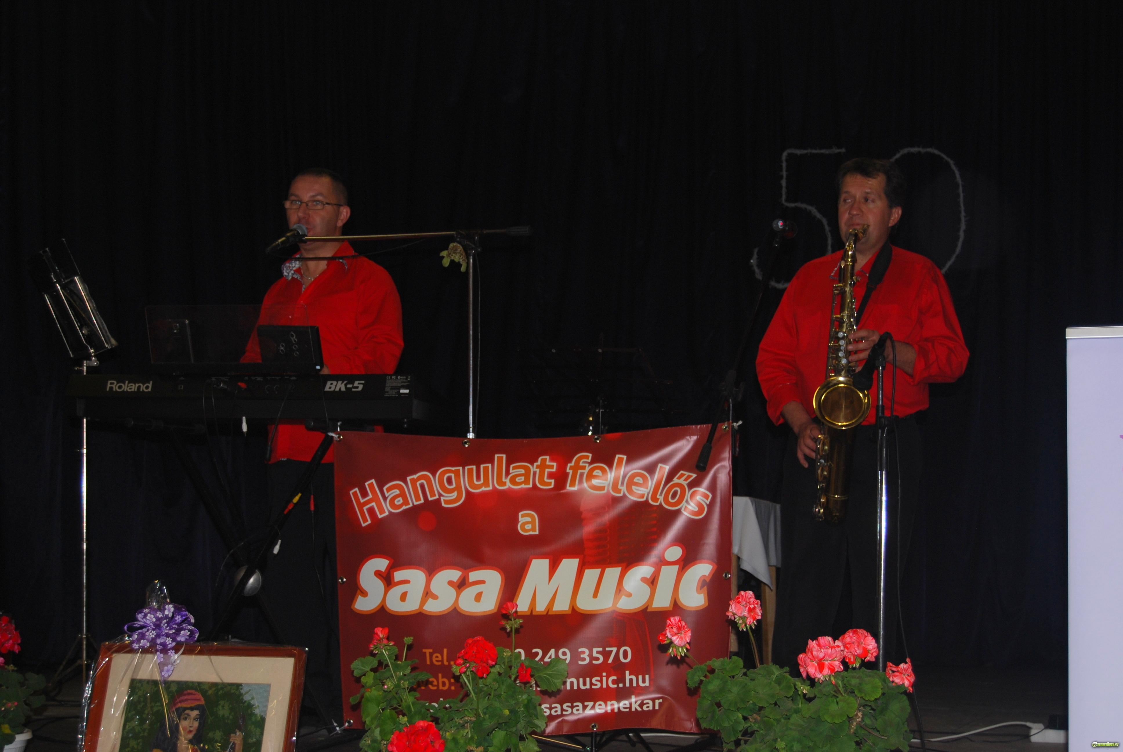 Sasamusic Zenekar