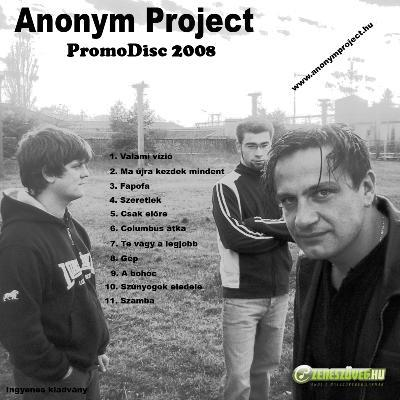 Anonym Project PromoDisc 2008