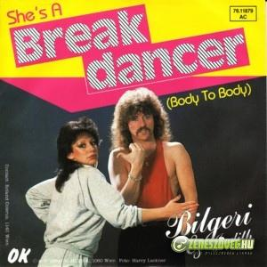 Szűcs Judith Bilgeri & Judith - She's A Break Dancer (Body To Body)