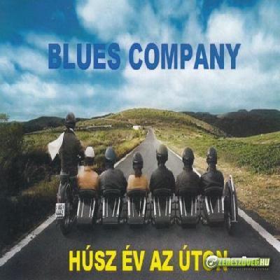 Blues Company Húsz év az úton
