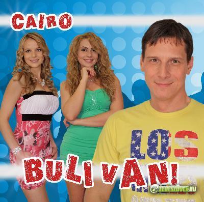 Cairo Buli van!