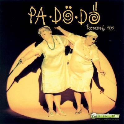 Pa-dö-dö Koncert 1999.