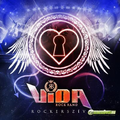 Vida Rock Band Rockerszív