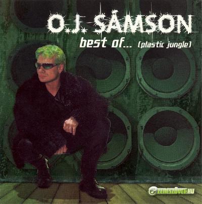 Oj Sámson Best Of... (Plastic Jungle)