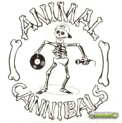 Animal Cannibals Takarítónő (MAXI)