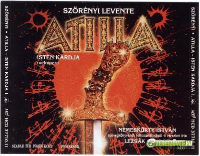 Szörényi Levente Attila, Isten kardja