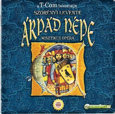 Szörényi Levente Árpád népe