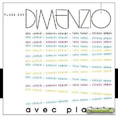 Dimenzió együttes Avec plaisir - Dimenzió II.
