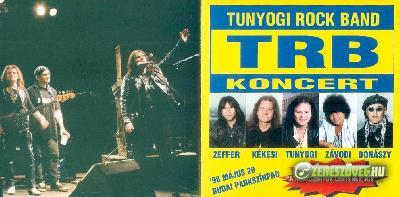 Tunyogi Rock Band TRB koncert