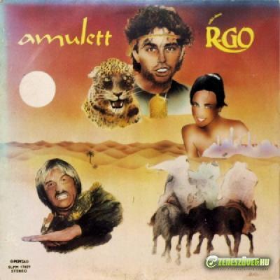 R-GO Amulett