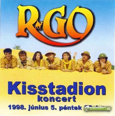 R-GO Kisstadion koncert
