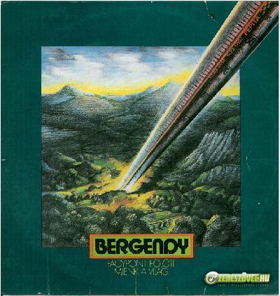 Bergendy - Koncert, Tánc, Jazz és Szalon Zenekar Fagypont fölött miénk a világ