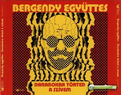 Bergendy - Koncert, Tánc, Jazz és Szalon Zenekar Darabokra Törted A Szívem (4xCD)