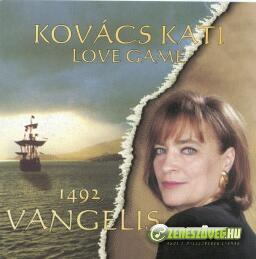 Kovács Kati Love Game / Vangelis 1492