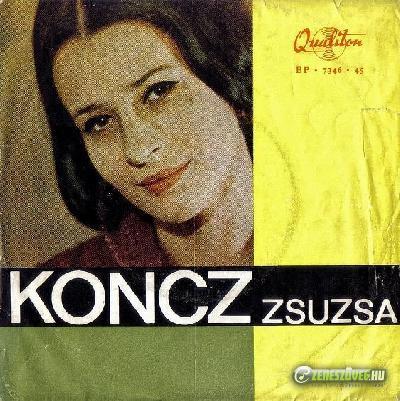 Koncz Zsuzsa EP 7346