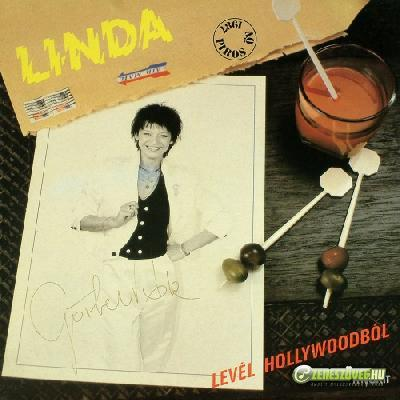 Görbe Nóra (Linda) Levél Hollywoodból - Piros öv