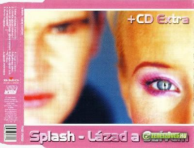 Splash Lázad A Szívem - MAXI CD