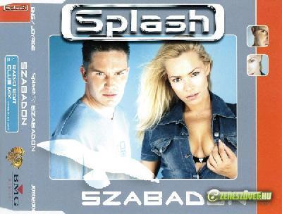 Splash Szabadon - MAXI CD