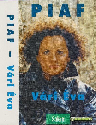 Vári Éva Piaf