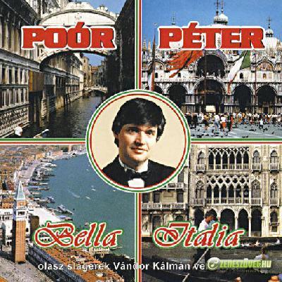 Poór Péter Bella Italia