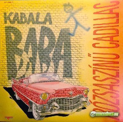 Kabalababa Rózsaszínű Cadillac