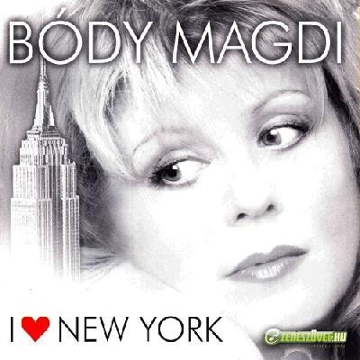 Bódy Magdi I love New York