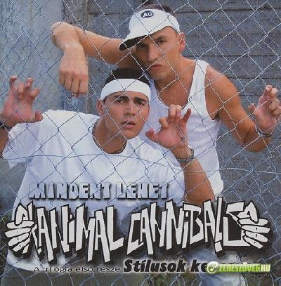 Animal Cannibals Mindent lehet