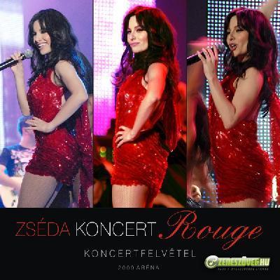 Zséda Koncert Rouge (2 x CD)