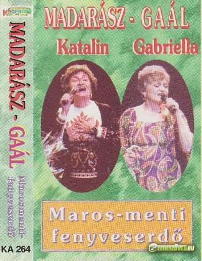 Gaál Gabriella és Madarász Katalin Maros-menti fenyveserdő