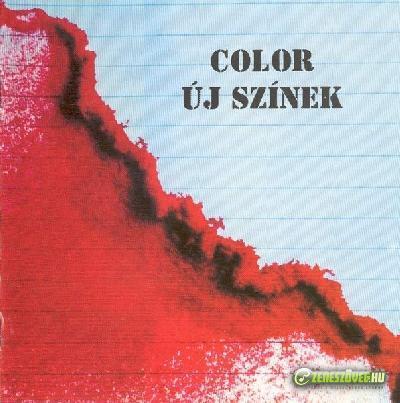 Color Új színek CD