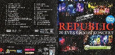 Republic 20 éves ünnepi koncert