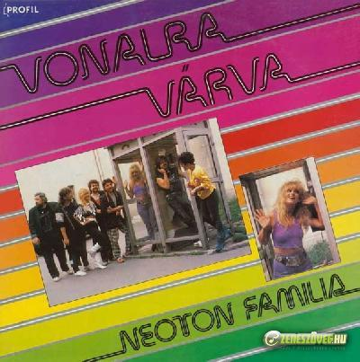 Neoton Família Vonalra várva