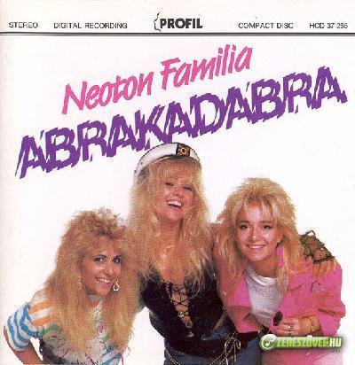 Neoton Família Abrakadabra CD