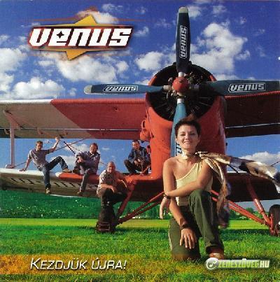 Venus Kezdjük újra!