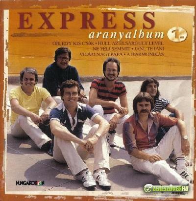 Express együttes Aranyalbum 1.