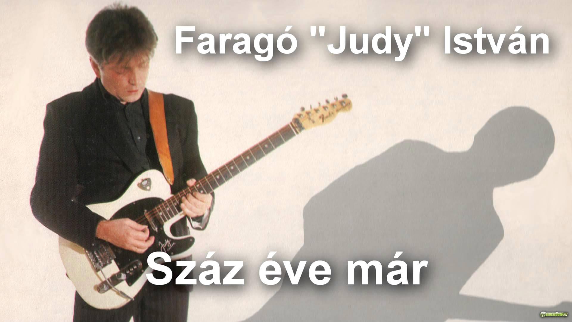 Faragó Judy István
