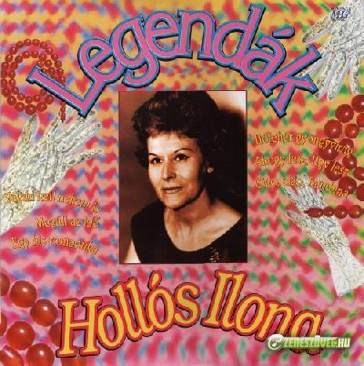 Hollós Ilona Legendák