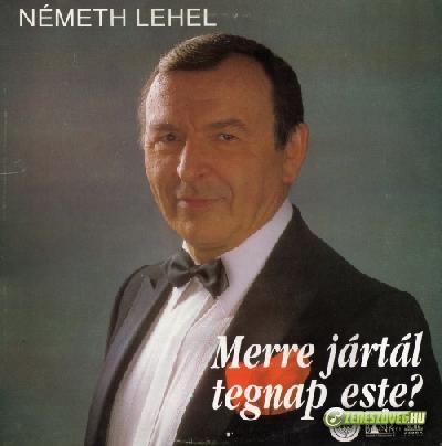 Németh Lehel Merre jártál tegnap este?