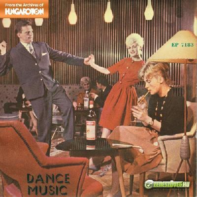 Mikes Éva Dance Music: Mikes Éva énekel