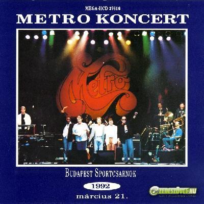 Metró Metro koncert - B.S.1992.03.21