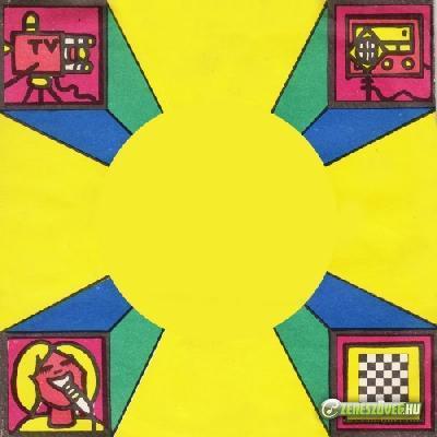 Non Stop Táncdalfesztivál '71: Hét bolond/ Késett a szó