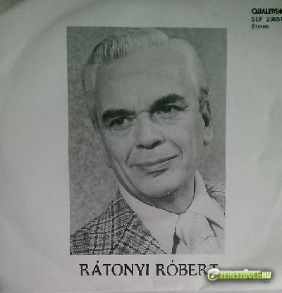 Rátonyi Róbert Rátonyi Róbert