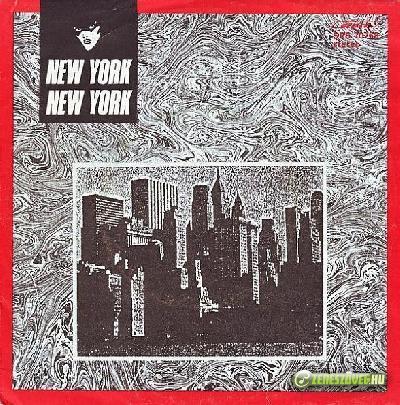 Ági és a fiúk New York