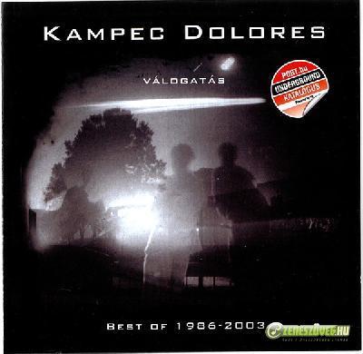Kampec Dolores Válogatás - Best of 1986-2003
