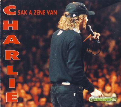 Charlie Csak a zene van (2xCD)