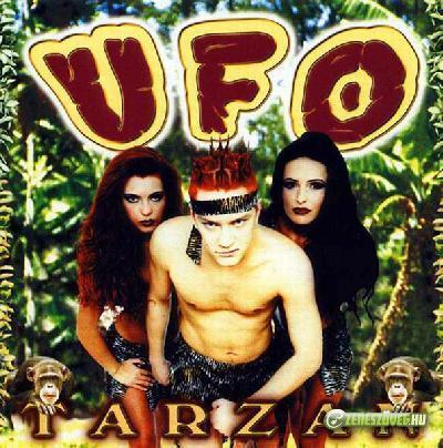 UFO Tarzan