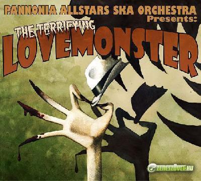 Pannonia Allstars Ska Orchestra Lovemonster / Lost In Space