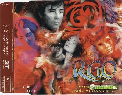 R-GO Szerelem az, amit annak érzel (maxi)