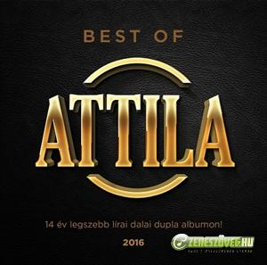 Attila Attila - Best of – Dupla album
